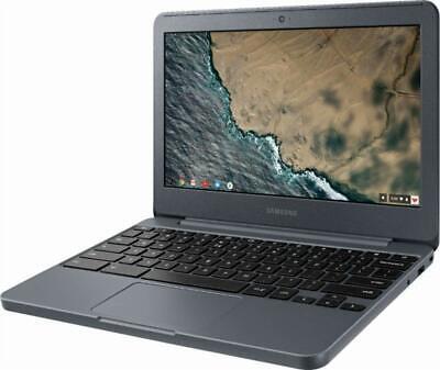 "NEW Samsung Chromebook 11.6"" HD Intel Quad-Core 16GB SSD 4GB RAM Webcam BT"