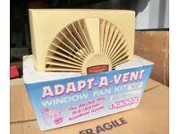 EXTRACTOR FAN KIT - For WINDOW Fitting