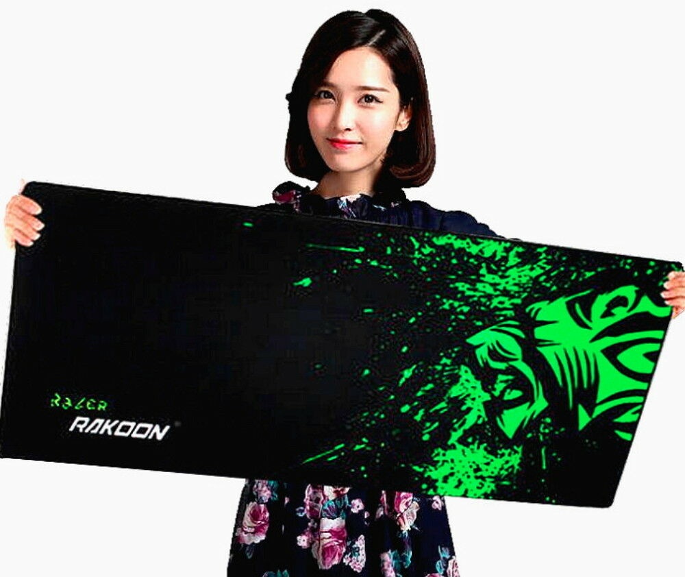 Large Razer Rakoon Gaming Mouse Pad CONTROL M Size 900*400*3mm (Locked) Computers/Tablets & Networking