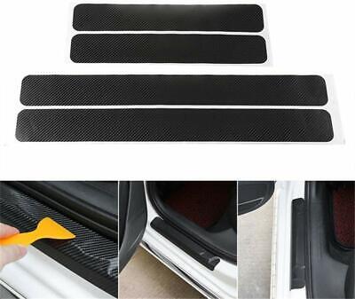 4 stk Auto Einstiegsleisten Aufkleber Universal Autotür Schutz Schutzfolie DE