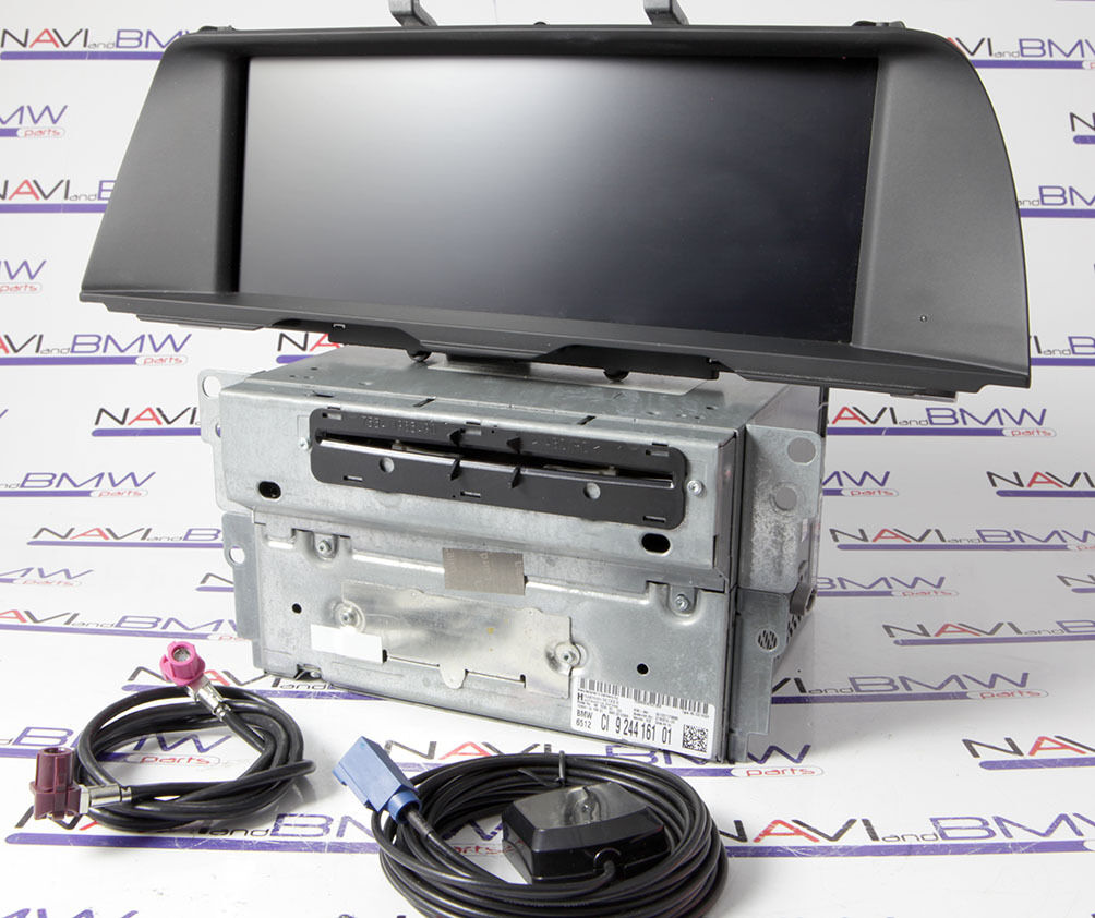 bmw 5er f10 f11 f18 cic professional navigation system. Black Bedroom Furniture Sets. Home Design Ideas
