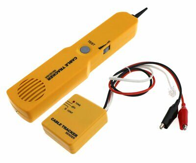 Rj11cable Finder Tone Generator Probe Tracer Wire Tracker Network Tester Kit
