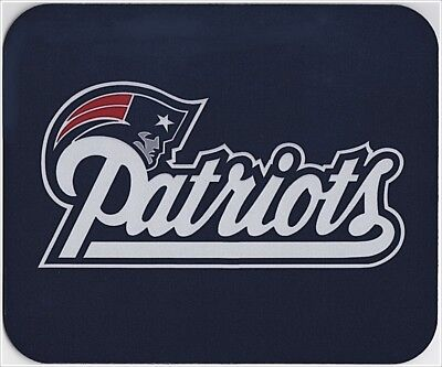 New England Patriots Computer - New England Patriots Computer / Laptop Mouse Pad