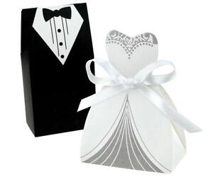 Wedding Dress Favour Bo