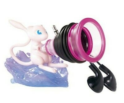 Pokemon Useful figures at the desk Mew (Cord reel) Japan Re-Ment  NEW