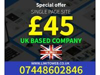 Website Design and Mobile App Development | West London | eCommerce Web Development | UK Based