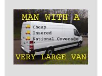 🚚💨💨 Man with a van 🚚💨💨 Local/National removals/deliveries