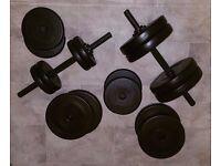 Dumbbells / Weights