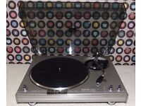 BSR QUANTA 700 Semi-Automatic Direct-Drive Turntable with New Stylus.