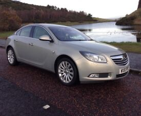 VERY UNIQUE VAUXHALL INSIGNIA ELITE EDITION TOP OF THE RANGE ABSOLUTELY STUNNING MACHINE