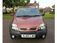 Renault Scenic 1.9 Diesel RX4 in Red Fully serviced Good condition