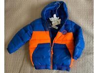 Boys coat autumn/winter