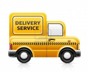 New Delivery service looking for Rothesay Drivers