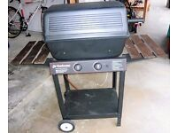 Gas BBQ - 2 Burner (Mr Barbecue)