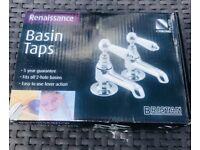 Bristan (Renaissance) Basin Taps - RS 1/2 C