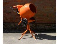 Belle Minimix Concrete/Cement Mixer 150 Electric 240 volt