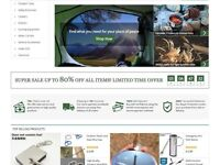 Survival Camping Kit & Accessories Dropshipping Business For Sale