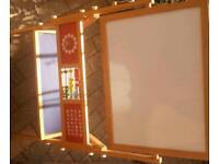 Whiteboard/chalkboard