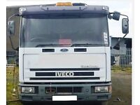 RECOVERY TRUCK - Iveco Ford Euro Cargo 7.5T