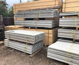 🦔 Concrete Fencing Posts - Various Sizes - New