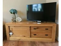 Next Hudson Solid Oak Furniture