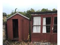 FREE SHED AND SUMMER HOUSE