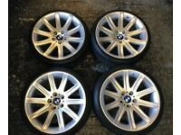 BMW Style 95 wheels 19 inch *Genuine*