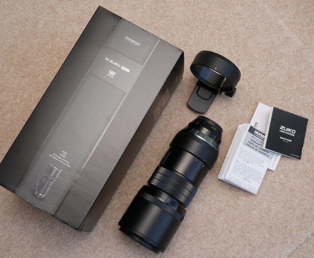 Olympus Mzuiko Digital Ed 300mm F4 Is Pro In Leamington Spa F 4 Lens Warwickshire Gumtree