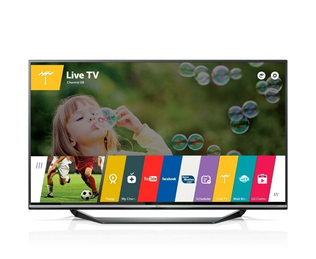 LG 65inch LED 4K UHD ultra Super Smart TV with Smartshare Web OS Fast  Connectivity Cinema Screen | in Codsall, West Midlands | Gumtree
