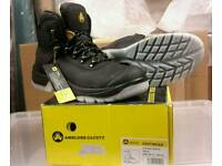 Amblers 199 safety boots size 10 BRAND NEW