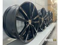 VW PRETORIA STYLE ALLOY WHEELS