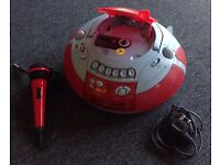 FOR SALE - X Factor CD Player/Karaoke Machine