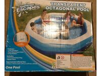 Summer Escapes Octagonal Family Pool - 10ft