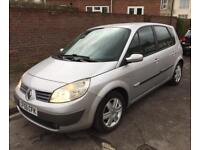 RENAULT SCENIC 1.6 AUTOMATIC 2005
