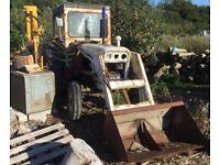 1980's David Brown 990 Selectamatic Tractor