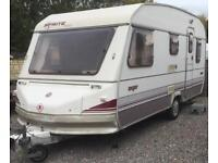 Sprite Major 5 berth Caravan