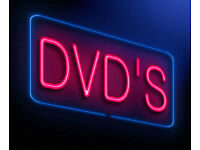 (BARGAIN) DVD COLLECTION 400 IN TOTAL ALL IN THERE CASES ,HORROR,WESTERNS,ARMY,COMEDY'S,AND SO ON
