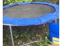 10ft Trampoline & Cover