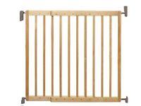Wooden Lindam safety gate