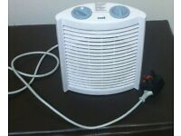 Heater EWT Clima743 TS. Can also be used as a fan. Collect only from LE1, £10