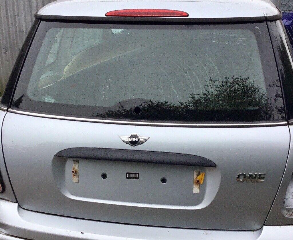Bmw Mini One Ns Window Regulator Motor 2003 R50 R52 R53 In