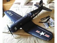 Dynam Radio Controlled F4U Corsair 1270mm wingspan