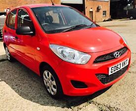 New stunning Hyundai i10 with only 3k on the clock