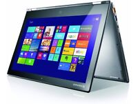 limited Lenovo Yoga S1 Thinkpad, 4GB, Intel i3 4th Gen, FHD screen, 500GB HD, Stylus Pen
