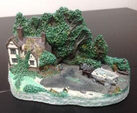 The Haywain Model by Simon Wimblett