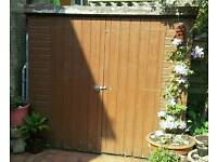 FREE Small Shed 6ft x 3ft - garden - bike - tool - allotment - storage - in need of some repairs