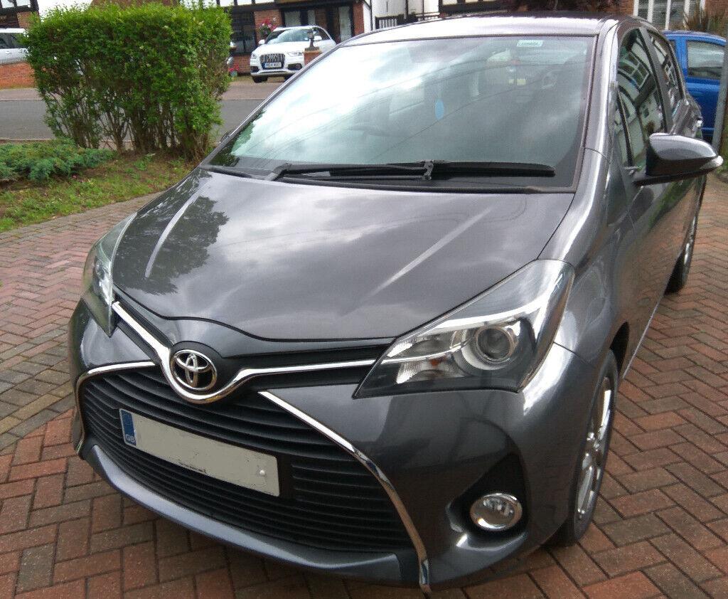 Toyota Yaris Hatchback 15 1 33 Vvt I Icon 5dr In East London