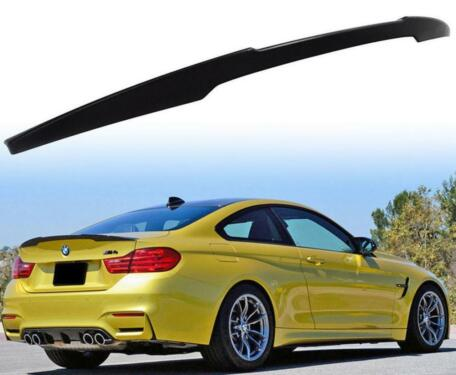 Heckspoiler Abs Lackiert Schwarz Performance Bmw M4 F82 Coupe In