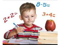 Tuition for primary school children including 11+. Qualified teacher.