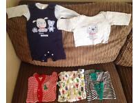 Tiny Baby Boys Clothes